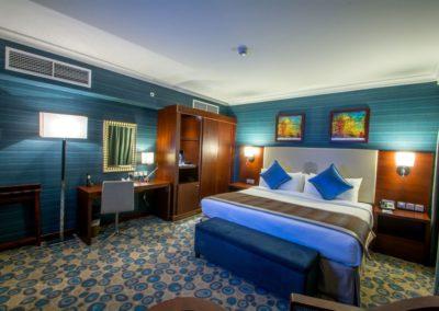 Amazing-guest-room-in-Millennium-Al-Aqeeq-Hotel-Medina